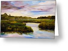 Low Country Greeting Card by Phil Burton