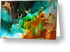 Symphony - Six Greeting Card by Mudrow S