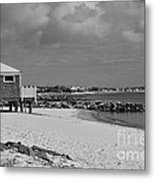 Cape Cod Winter Morning Metal Print by Catherine Reusch  Daley