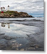 In The Beginning Metal Print by Jon Glaser