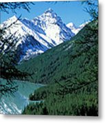 Altai Mountains Metal Print by Anonymous
