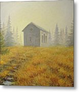 A Touch Of Faith Metal Print by Kiril Stanchev