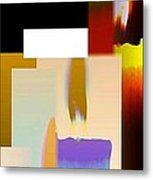 Abstract Fusion 185 Metal Print by Will Borden