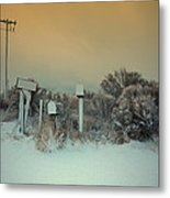Anticipation  Metal Print by Mark  Ross
