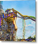 As Is Metal Print by Wendy J St Christopher