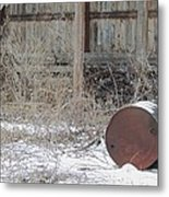 Barn #38 Metal Print by Todd Sherlock