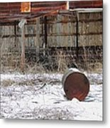 Barn #41 Metal Print by Todd Sherlock