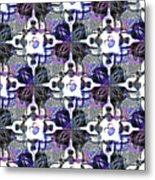 Boxer Abstract 20130126v3 Metal Print by Wingsdomain Art and Photography