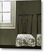 By The Window Metal Print by Margie Hurwich