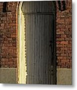 Can I Come In  Metal Print by Steven  Taylor