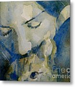 Close My Eyes Lullaby Me To Sleep Metal Print by Paul Lovering
