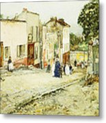 Confirmation Day Metal Print by Childe Hassam