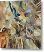 Dancing Dreams Metal Print by Joe Misrasi