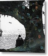 Deeply Rooted Metal Print by Betsy Knapp