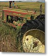 Deere John Metal Print by Latah Trail Foundation