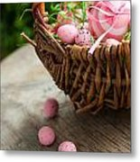 Easter Concept Metal Print by Mythja  Photography
