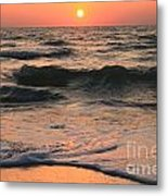 Evening Pastels Metal Print by Adam Jewell