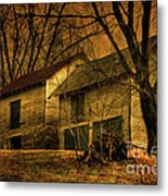 Evening Twilight Fades Away Metal Print by Lois Bryan