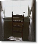 In The Shadows Of Light Metal Print by Margie Hurwich