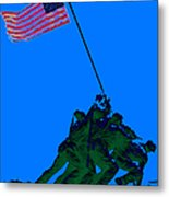 Iwo Jima 20130210m88 Metal Print by Wingsdomain Art and Photography