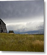 Little Remains Metal Print by Bob Christopher