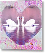 Love Is Everywhere Metal Print by Bill Cannon