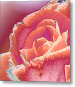 Love Story - Forever Metal Print by Wendy J St Christopher