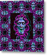 Medusa's Window 20130131m180 Metal Print by Wingsdomain Art and Photography