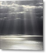 Rays Of Hope Metal Print by Shane Bechler
