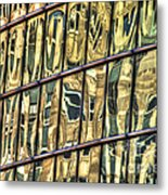 Reflection 11 Metal Print by Jim Wright