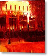 Southern Extremes Metal Print by Wendy J St Christopher