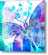 Spread Your Wings Metal Print by Robin Mead