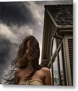 Storm Metal Print by Margie Hurwich