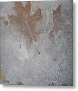 The Frozen Autumn Metal Print by Guy Ricketts