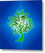 Tree Of Life Metal Print by Cheryl Young