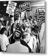1952 Republican National Convention Metal Print by Everett