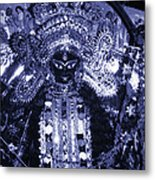 Durga Metal Print by Photo Researchers
