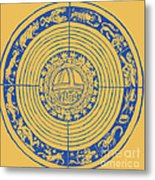 Medieval Zodiac Metal Print by Science Source
