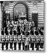 British Royalty. Coronation Procession Metal Print by Everett