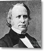 Henry Wilson Metal Print by Photo Researchers