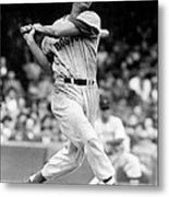 Ted Williams, 1946 Metal Print by Everett