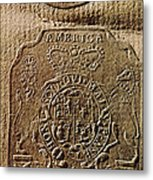 The Stamp Act Metal Print by Photo Researchers