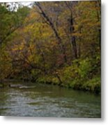 Current River 8 Metal Print by Marty Koch