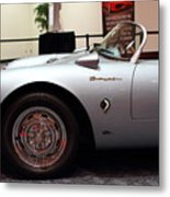 1955 Porsche 550 Rs Spyder . 7d 9411 Metal Print by Wingsdomain Art and Photography