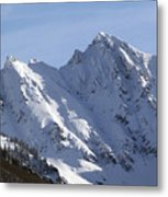 Gore Mountain Range Colorado Metal Print by Brendan Reals