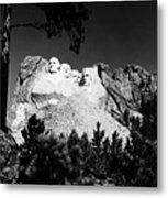 Mount Rushmore Metal Print by Granger