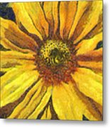 The Flower Metal Print by Odon Czintos