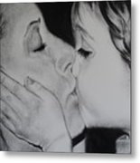 A Mothers Love Metal Print by Carla Carson