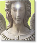 Angel Of Devotion No. 12 Metal Print by Ramon Labusch
