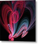 Budding Plumes Metal Print by Wayne Bonney